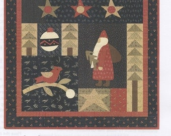 PATTERN:  Holly Jolly Christmas  - by Jan Patek - JPQ2173