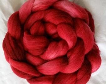 Wool Roving- Rising Sun