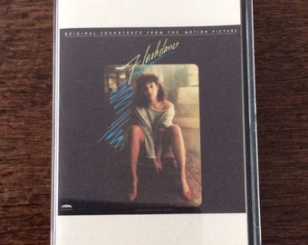 Flashdance Original Soundtrack 83 Retro Cassette Tape