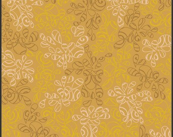 Nature Elements by Art Gallery Fabrics, Antique Gold, NE125