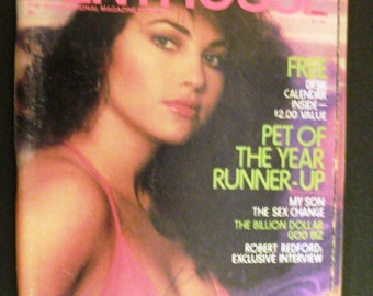 Penthouse  Magazine December 1980