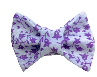The Daffodil Cat Bow Tie