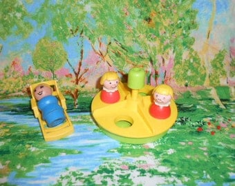 Fisher Price Little People Day In the Park-