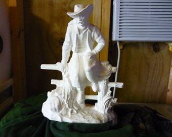 Ready to Paint Roughcut Ranch Hand