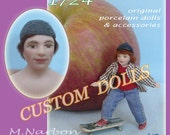 1/24 scale custom dolls