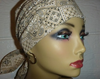 Chemo Hat Chemo Headwear Chemo Cap Chemo Head Scarf Cancer Headwear Hair Loss Alopecia Surgical Cap Hat Do Rag Bandana Chemo Scarf phleix