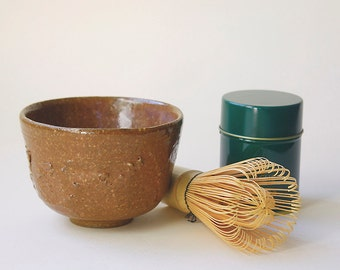 Tea cups handmade ceramic Chawan Tea bowls