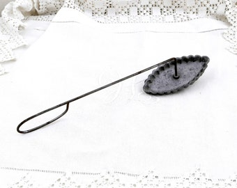 Antique French Metal Baking Cooking Utensil / Implement, Vintage Kitchen, French Country Decor, Kitchenalia, Kitchenware,Retro Home Interior