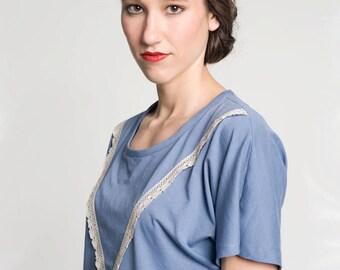eBook Sewing Pattern Shirt Katja