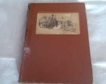 Antique Houses in America Book by Ethel & Thomas Robinson c 1936 Viking Press NY Old Library Book