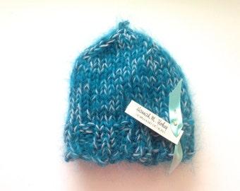 Baby It's Cold-Infant Neutral Beanie Hat-Knit Cap