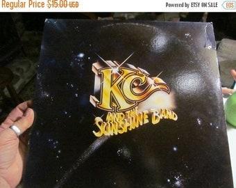 SALE K C Sunshine Band Record Album 1978 Album Cover inside Album Cover Disco Clothes