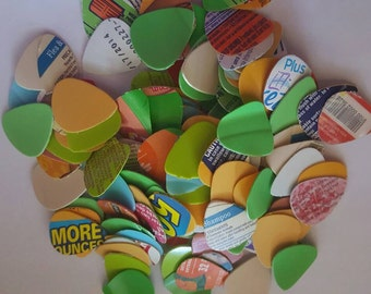 130+ imperfect GUITAR PICKS, free shipping