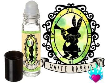 White Rabbit - Alice in Wonderland Perfume Oil