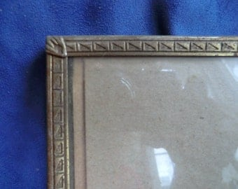 Simple Metal Picture Frame