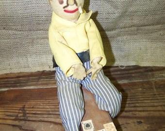 Mr. Leisure Poseable Doll Mr Leisure Fabric Figure