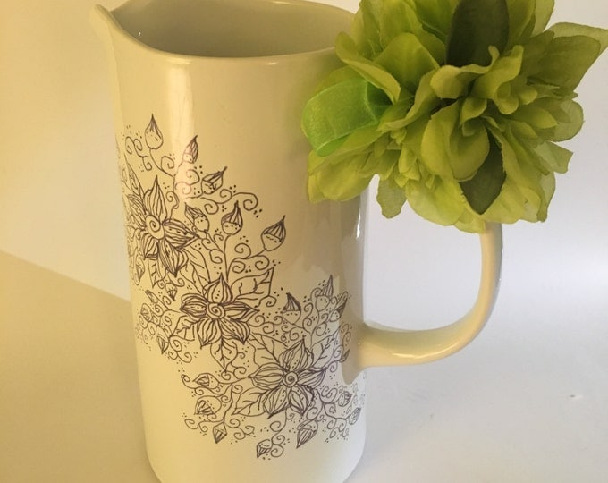 Sharpie Art Pitchers