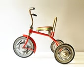 1950's Tricycle Children's Bicycle
