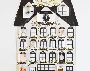 Wedding Countdown Calendar by The First Snow