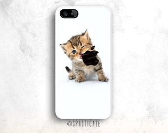 Cat iPhone 6 Case, Cat iPhone Case, iPhone SE, Cute iPhone 5S Case, Cat iPhone 6 Plus Case, iPhone 6S Case, Kitten iPhone 5C, Cat iPhone 5