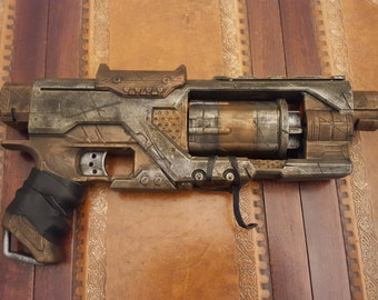 STEAMPUNK gun, Nerf Spectre toy gun ! For cosplay
