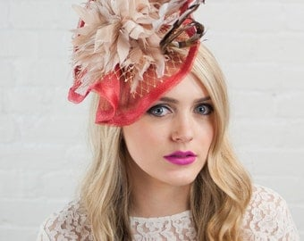 Kentucky Derby Fascinator - BR2016-071
