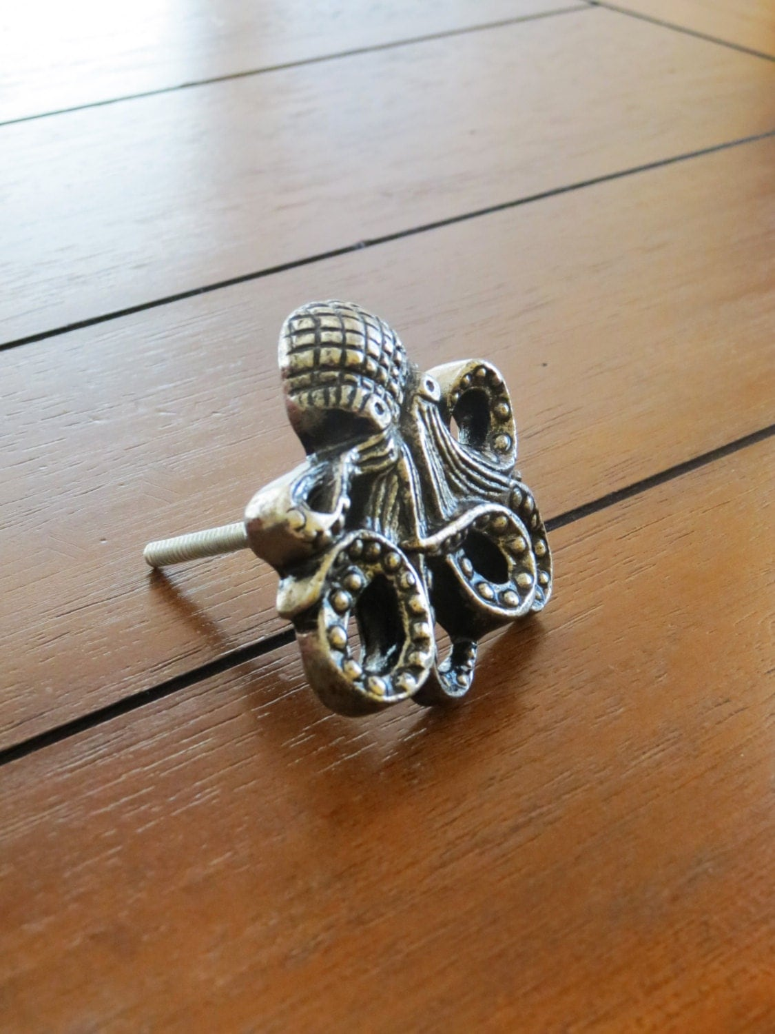 Octopus Shaped Knobs Extra Large Drawer Dresser Knobs
