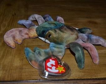 Crab Claude Beanie TY