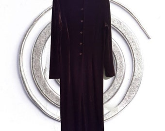 High Priestess Velvet Kimono