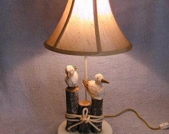 Table Lamp - Nautical Theme