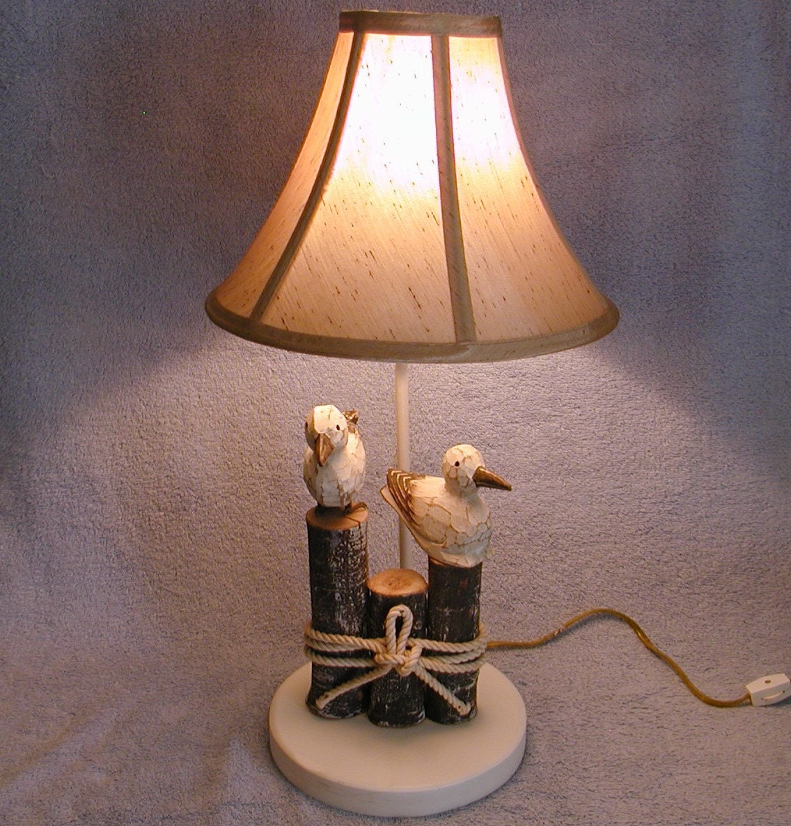 Sailboat Table Lamp : Table lamp nautical theme