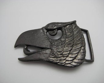 Eagle Belt Buckle Vintage 70s ECS