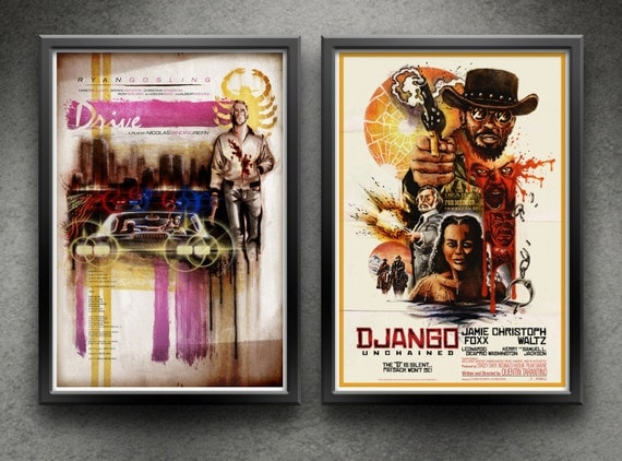 Ultraviolence Two-Pack - Drive / Django Unchained