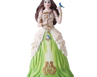 Celtic Goddess Rhiannon Figurine