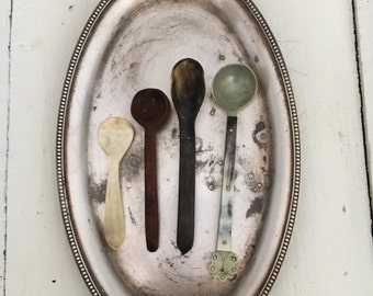 antique lovely spoons