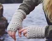 51# Crochet fingerless gloves pattern - Instant download