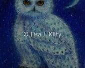 Snowy Owl  Limited Editio...