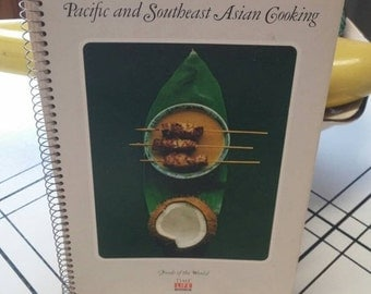 On Sale Time Life Series Foods of the World Cookbook Pacific and Southeast Asian Cooking 1970