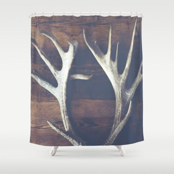 Rustic Bath Decor Rustic Shower Curtain Rustic Bathroom