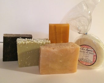 Luxury Organic Soaps