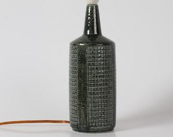 Palshus and Anne-Lise & Per Linnemann Schmidt Lamp base model  DL 30 + from Denmark midcentury