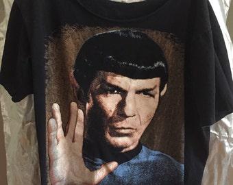 Star Trek Spock live long and prosper shirt