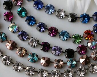 Swarovski Crystal Custom Design 10mm Necklace