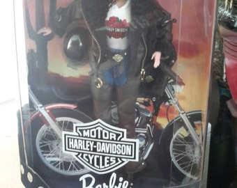 Harley Davidson Barbie Collector Edition #2