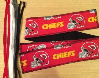 Kansas City Chiefs cross fit Wrist Wraps