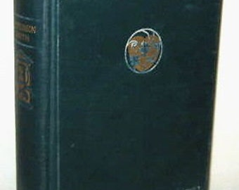 PETER by F Hopkinson Smith Antique 1908 HC Book Scribner