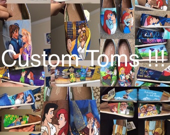 Listing for Custom Toms
