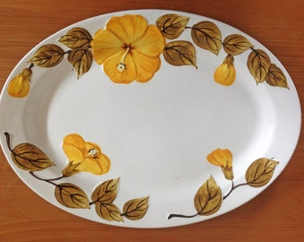 Island Worcester Tropical Platter