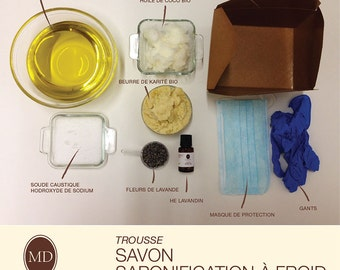 SOAP making Kit (SAF)