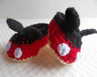 Mickey Baby Booties